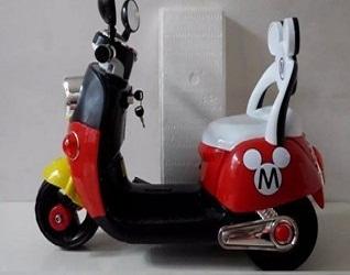 motosikal kanak-kanak