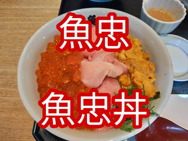 【福岡グルメ】福岡市今泉 魚忠でランチが絶品でしたので、おすすめします!