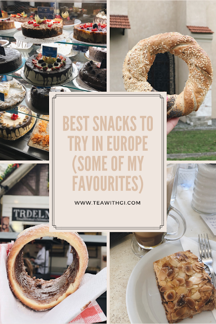 best europe snacks