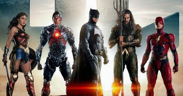 Primer tráiler de la película Justice League