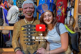 Südafrika Weltreise Die Wegsucher, Arkadij und Katja aus Bremerhaven