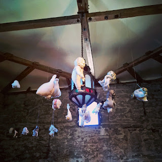 Flying babies and trolls at the Estonian Theatre and Music Museum