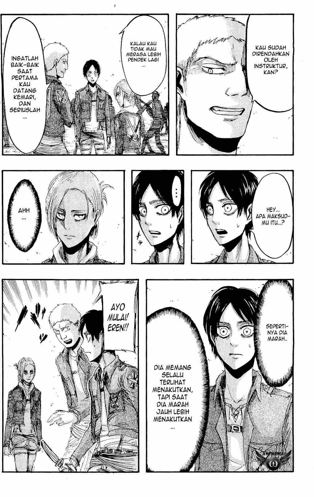 Komik shingeki no kyojin 017 - ilusi dari kekuatan 18 Indonesia shingeki no kyojin 017 - ilusi dari kekuatan Terbaru 10|Baca Manga Komik Indonesia|