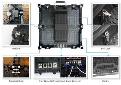 Công ty cung cấp màn hình led p5 uy tín tại Hóc Môn