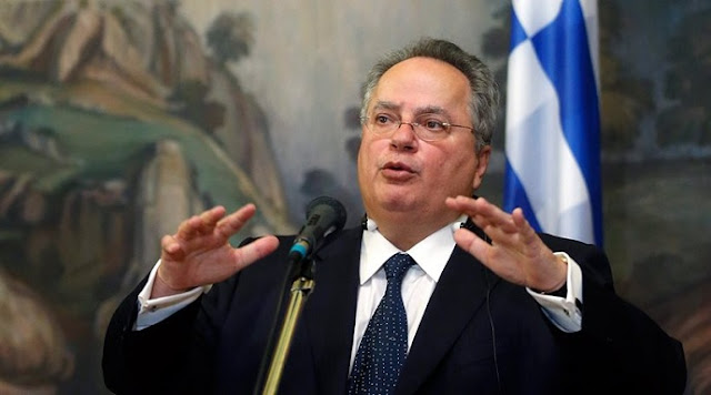 Shocking charges on Nikos Kotzias: Greece financed Albanian portals