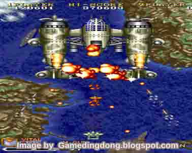 games ding dong 1941 Counter Attack