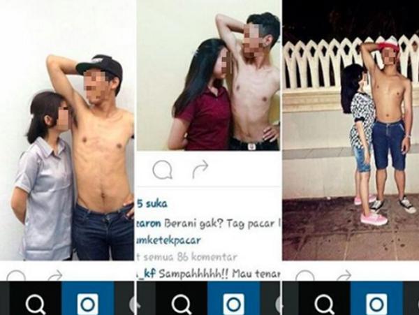 BIKIN PANAS! Trend Terkini Kegilaan Remaja Yang 'Jijik' Ini Kini Menjadi Viral Di Laman Sosial