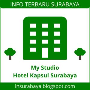 Hotel Kapsul Surabaya My Studio