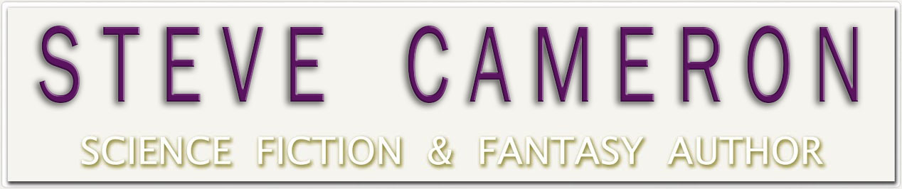 Steve Cameron: Science Fiction & Fantasy Author