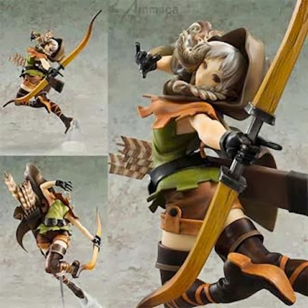 FIGURA ELF Excellent Model Dragon's Crown