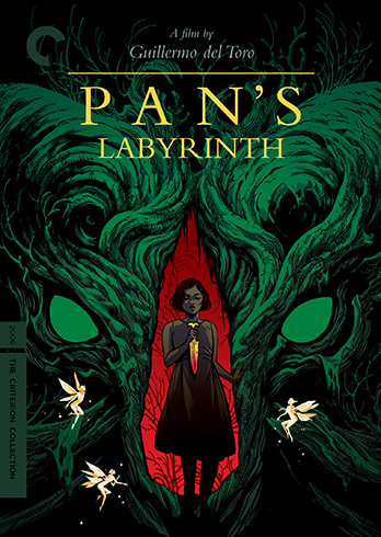 Criterion Confessions: PAN'S LABYRINTH - #838