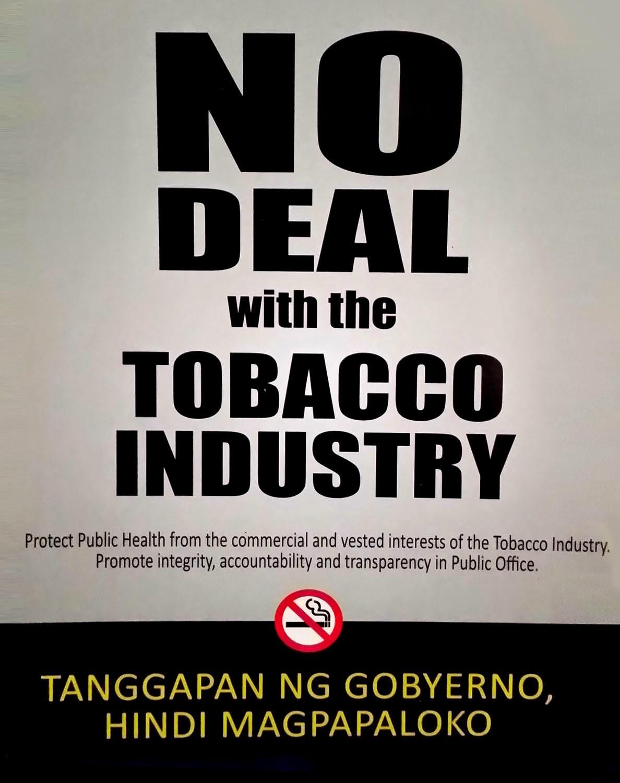 Anti- Smoking Campaign