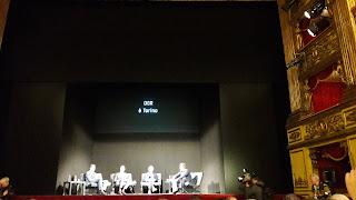 Presentazione nuove OGR Torino - Teatro Carignano