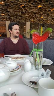 Breakfast in the Royal Park Hotel Vienna