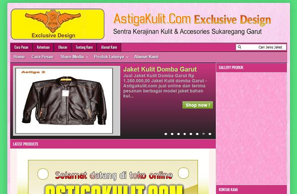 Website Astigakulit