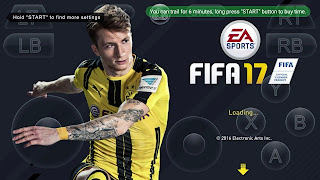 FIFA 17 Official Android PS4 Emulator High Graphics