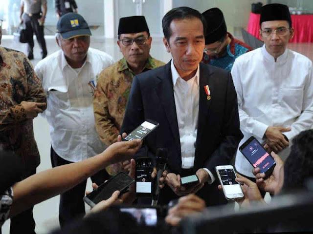 Tanggapi Gempa Nusa Tenggara Barat, Presiden Jokowi ke Sumbawa