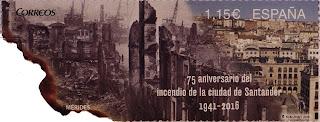 75 ANIVERSARIO INCENDIO CIUDAD DE SANTANDER