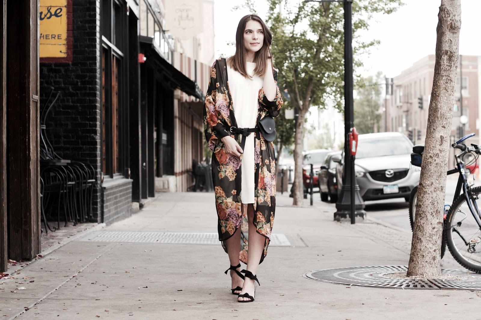 Gordmans American Attitudes Kimono