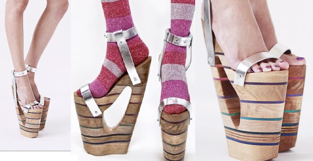 The Highest Heel Shoes