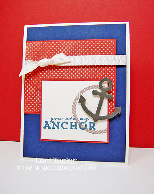 You Are My Anchor card-designed by Lori Tecler/Inking Aloud-stamps from Waltzingmouse Stamps