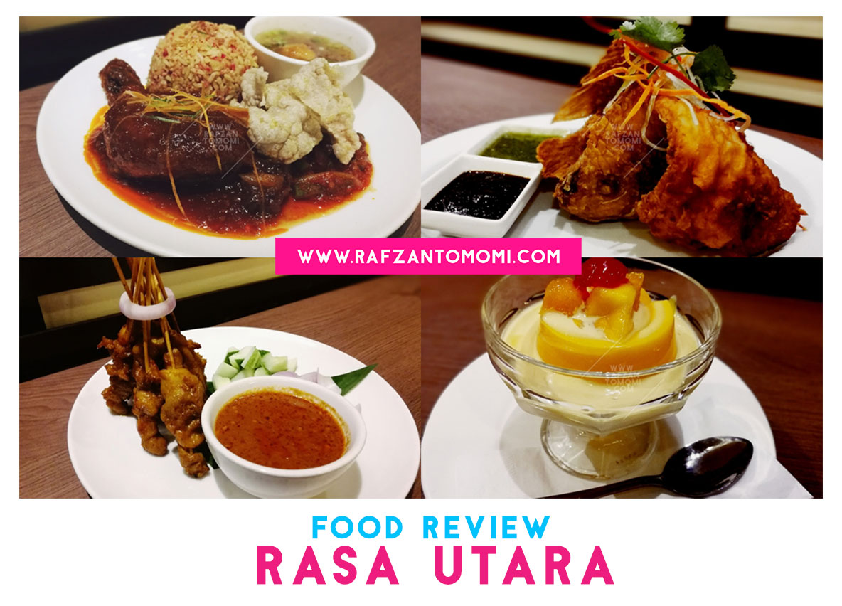 Food Review - Rasa Utara (Makan Burger Di Rasa Utara)