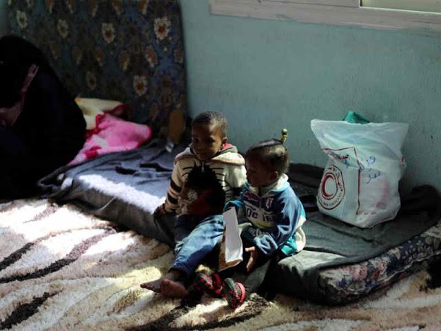 18 Ribu Warga Mengungsi akibat Pertempuran Perebutkan Tripoli