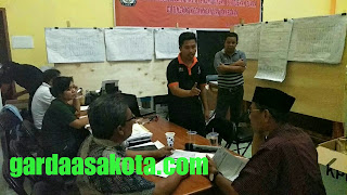 C1 Plano Diduga Tidak Diisi Dengan Baik, Perlambat Rekapitulasi di Kecamatan Cakranegara