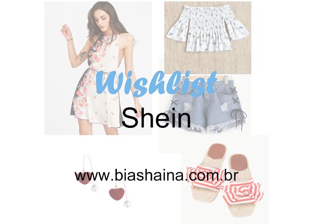 Wishlist: Dia dos Namorados na SheIn