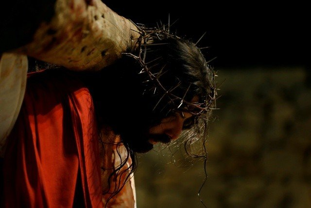 Jesus Was Crucified-Jesus Christ was made to wear a crown of thorns