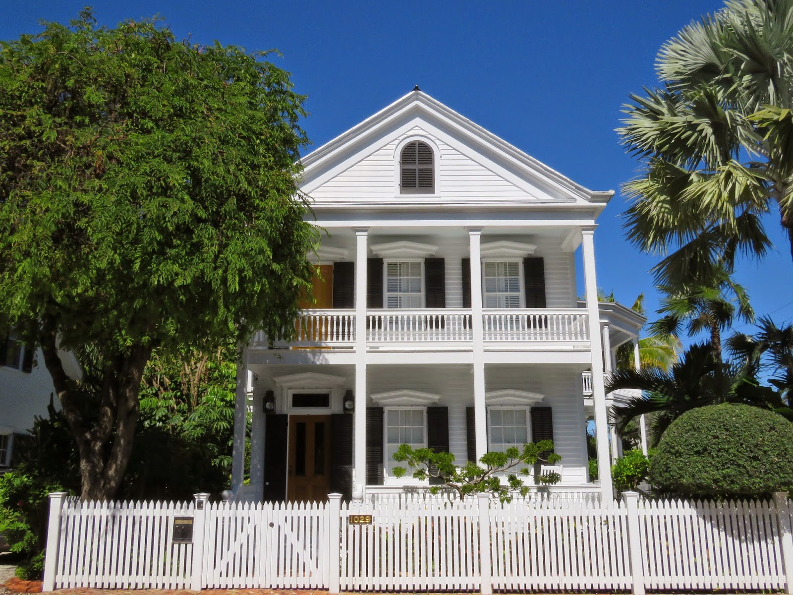 Key west vacation and visit guide for Most beautiful homes in florida