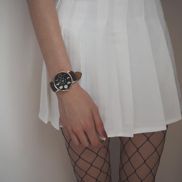 korean style, skirt