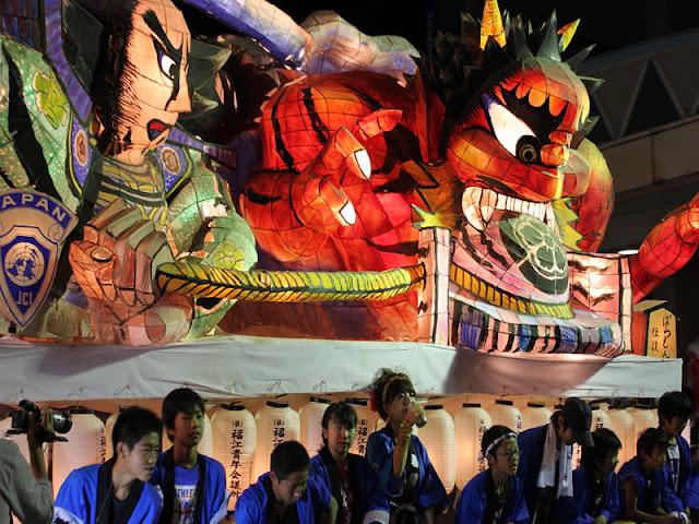 Goto Island Festival, Fukue, Nagasaki Pref.