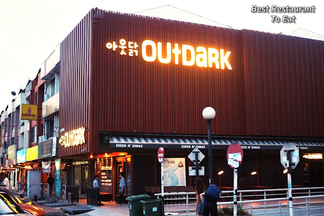 OutDark SS15 Subang Jaya - Korean Popular Hipster Restaurant