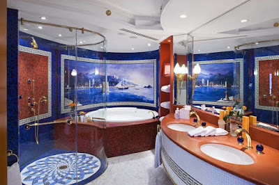 burj al arab bathroom