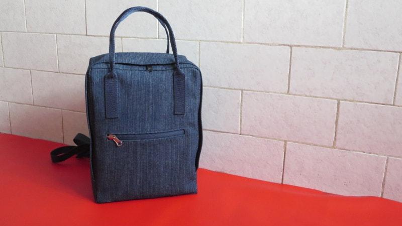 Cómo hacer una mini mochila
