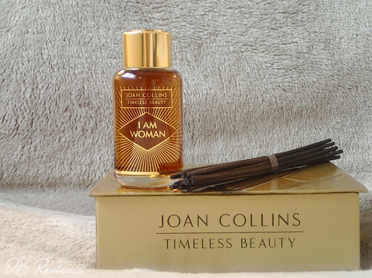 Joan Collins Timeless Beauty  Body & Soul Collection Eau de Parfum & Fragrance Diffuser