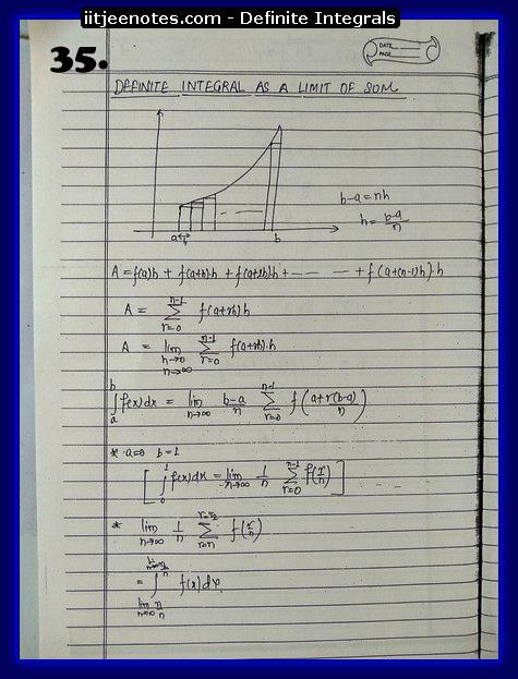 definite integrals class 12-4