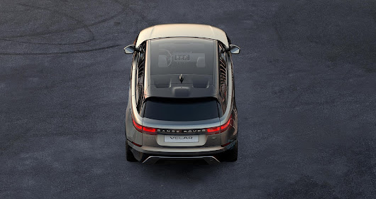 VELAR - For those that know is a name so well known within Range ROver circles, now it is a brand name.
