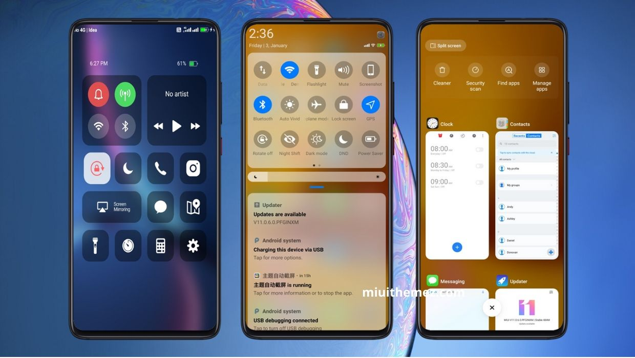 iOS BoSe V11 Theme for MIUI 11