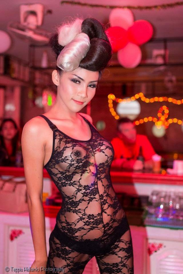 Scott S Birthday At Sensations Sensations Bar Pattaya