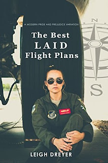 Book Cover: The Best Laid Flight Plans by Leigh Dreyer