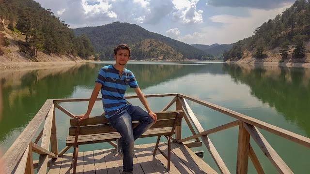 Harun İstenci Bolu Göynük'te Sünnet Gölünde...