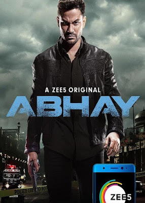 Abhay (2019) Hindi ZEE5 S01 [EP-01] 720p | 480p WebRip 350MB | 150MB