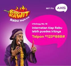 Kelebihan Promo Rabu Rawit dari Axis