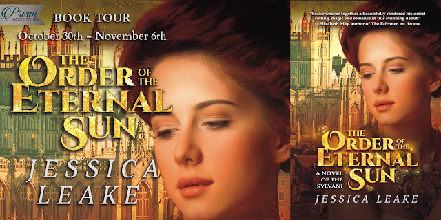 The Order of the Eternal Sun by Jessica Leake – Grand Finale Blitz + Giveaway