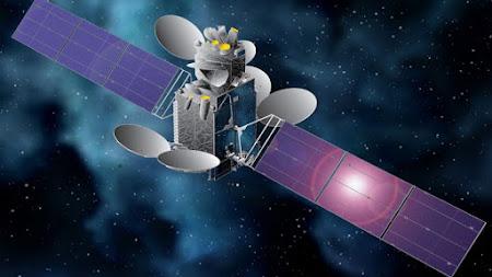 peluncuran satelit terbaru JCSat 14