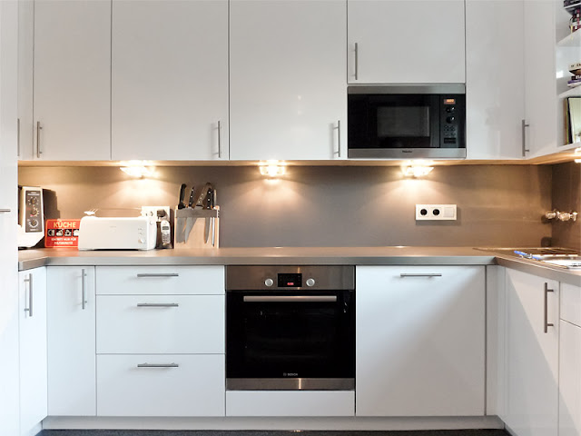 Wir Renovieren Ihre Küche Weisse Kueche Welche Arbeitsplatte Passt