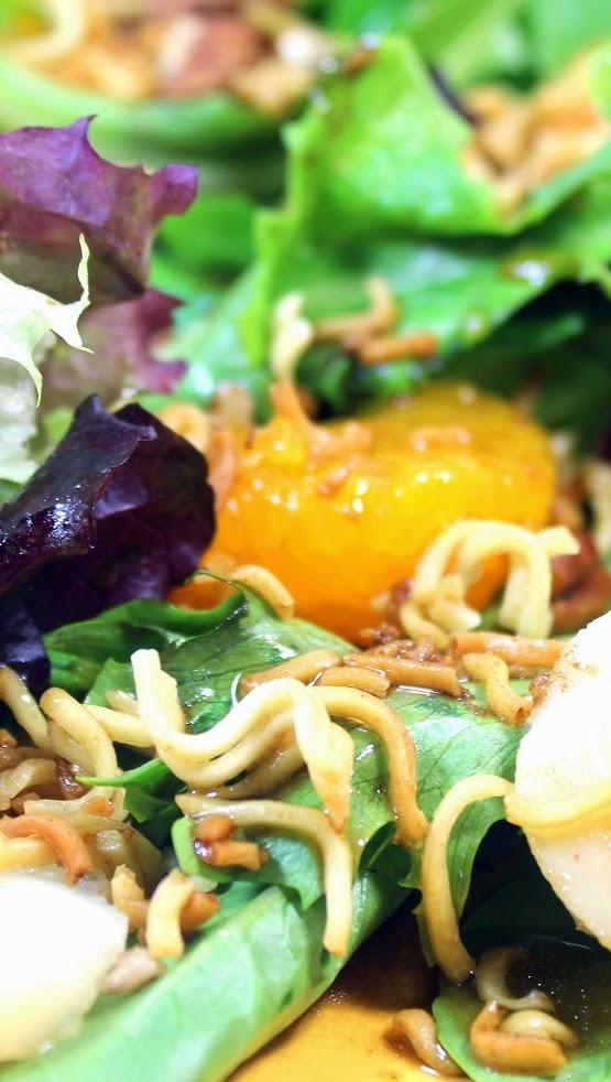 52 ways to cook ramen noodle teriyaki salad  52 ramen