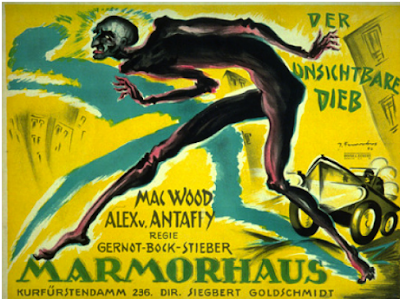Horror film Weimar Era